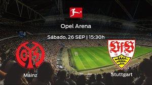 Previa del encuentro: el Mainz 05 recibe en su feudo al Stuttgart