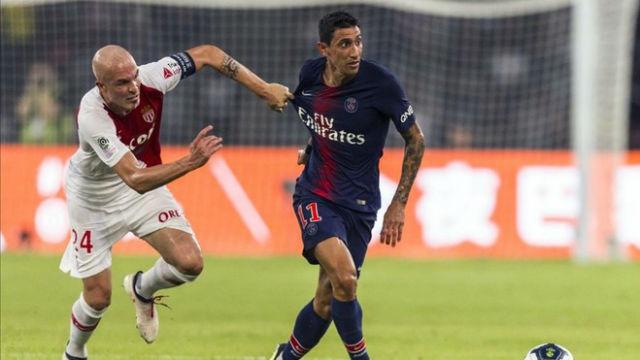 El PSG se proclamó supercampeón de Francia al derrotar al Mónaco (4-0)