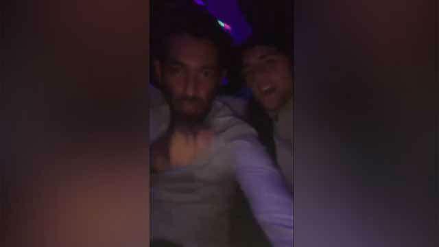 Rabiot no se esconde y se graba de fiesta tras la derrota del PSG