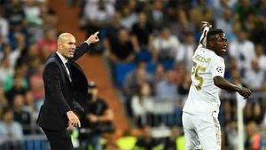 El Real Madrid se encuentra como líder solitario de la competición