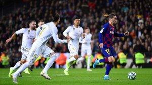 El Real Madrid tiene la oportunidad de continuar manteniéndose como el líder de la tabla