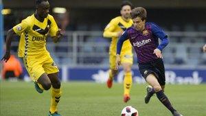 Riqui Puig podría jugar este fin de semana con el primer equipo o con un filial que se juega mucho más