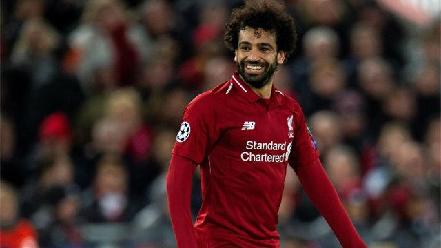 Salah tiene una asignatura pendiente ante el Manchester United