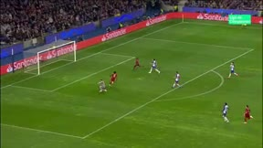 Salah tranquilizó al Liverpool con el 0-2 en Do Dagrao