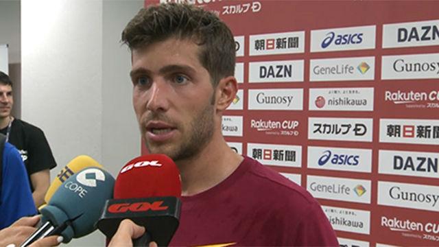 Sergi Roberto: Jugaré donde decida Valverde