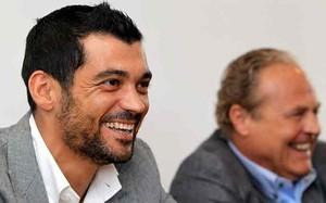 Sergio Conceiçao, candidato a ocupar el banquillo del Oporto