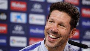 Simeone ha hablado de su renovación