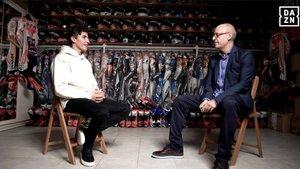 A solas con Marc Márquez pretende mostrar el lado más personal del piloto de Cervera