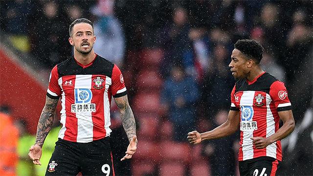 El Southampton gana en casa del Burnley