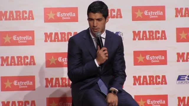 Suárez revela cuáles son sus goles favoritos