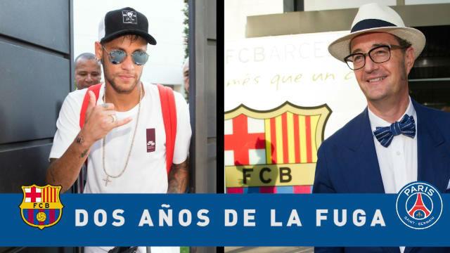 Tal día como hoy hace dos años... Neymar fichaba por el PSG