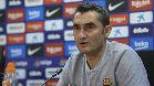 Valverde analizó la situación de Dembélé