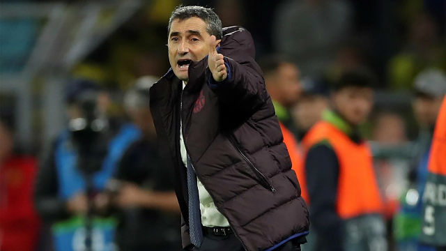 Valverde: Ter Stegen equilibró la balanza