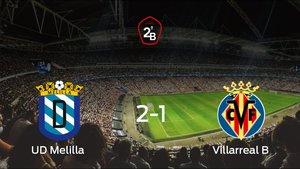 El Villarreal B se queda a las puertas de la semifinal de los playoff tras perder 2-1