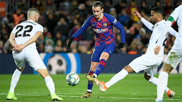 Volvió el tiqui-taca al Camp Nou: jugadón sin el premio del gol