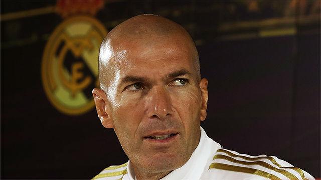 Zidane: Me siento fuerte. Voy a intentarlo hasta el último minuto
