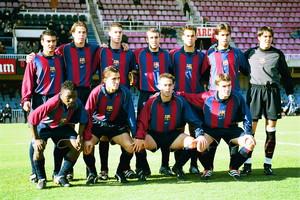 13.Víctor Valdés 2001-02