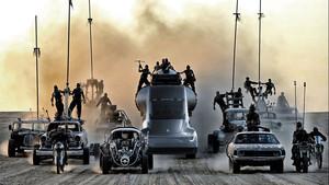La imagen que lo desató todo. Tesla Semi en Mad Max.
