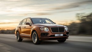 Nuevo Bentley Bentayga Speed.