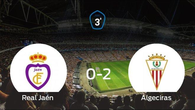 El Real Jaén se queda a las puertas de la final de los playoff tras perder 0-2