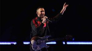 Adam Levine, cantante de Maroon 5