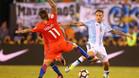 A Argentina le faltó luz en tres cuartos de campo