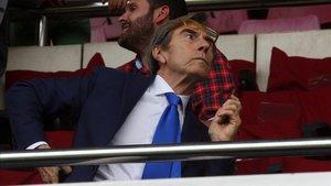 Ariedo Braida, responsable de fútbol internacional, deja el Barça
