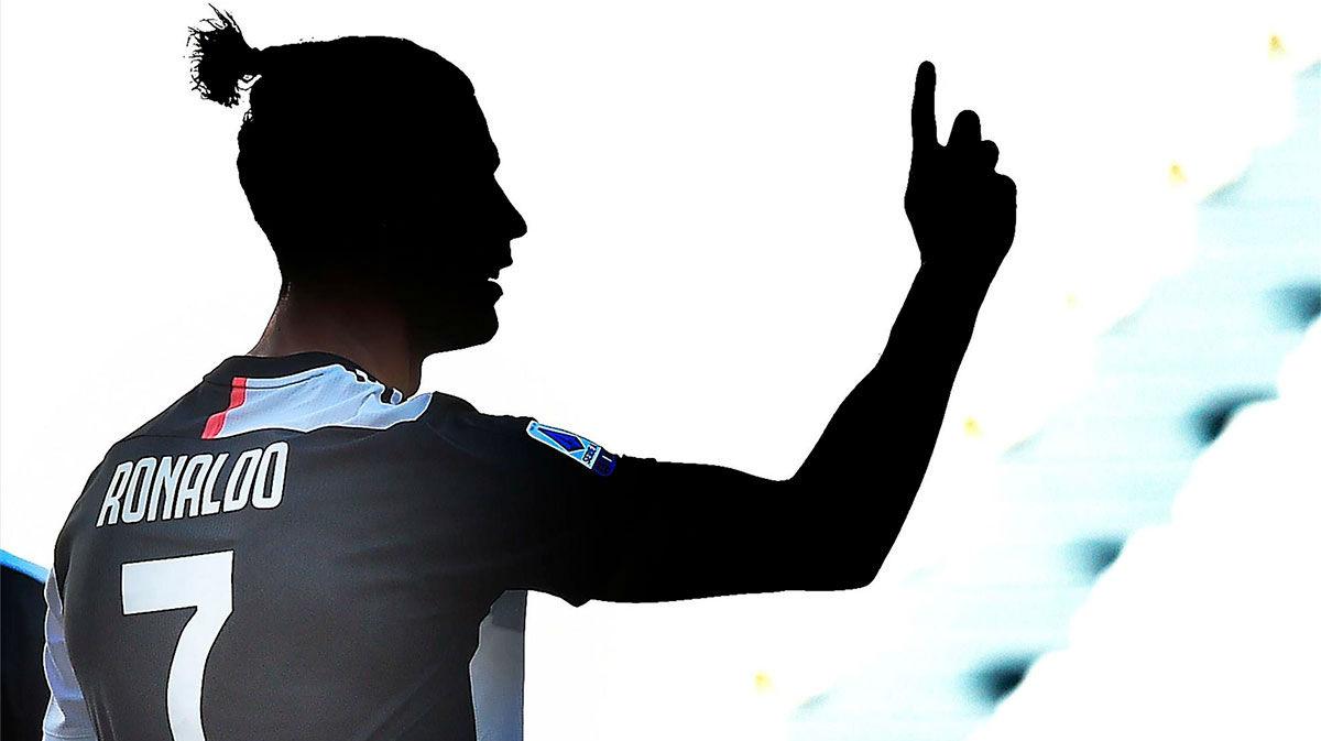 Así ha sido el golazo de falta de Cristiano ante el Torino
