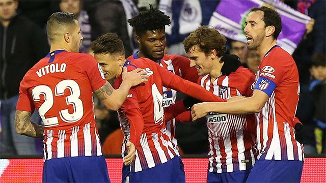 Atlético de Madrid, premio Valores a club deportivo de SPORT