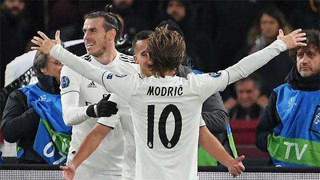 Bale da al Madrid el billete a octavos