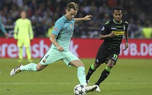 El Barça se enfrenta al Borusia Mönchengladbach