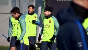 El Barça se pone el chip de la Copa para ir a Anoeta