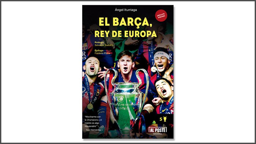 El Barça, rey de Europa (ES)