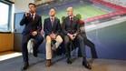 Bartomeu, durante la presentación del proyecto del Estadio Johan Cruyff