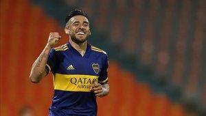 Boca Juniors sella su pase como líder del grupo