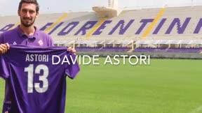 El bonito homenaje de la Fiorentina a Astori