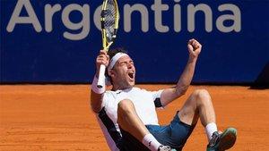 Cecchinato sorprende en el Argentina Open