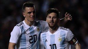 La conexión Lo Celso-Messi, clave para Argentina