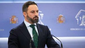 El Congreso de los Diputados rechaza la moción de censura al Gobierno presentada por Vox