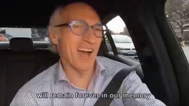 La curiosa celebración de Bianchi por su 70 cumpleaños