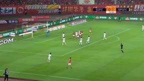 El doblete de Paulinho no sirvió para dar la victoria al Guangzhou