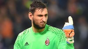 Donnarumma puede dejar el Milan