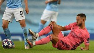 Eden Hazard se ha devaludado desde que firmó por el Real Madrid