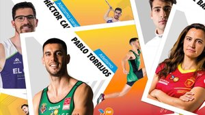 La Fundación Trinidad Alfonso no va a dejar a ningún deportista atrás