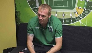 Jeremy Mathieu, actualmente en el Sporting de Portugal