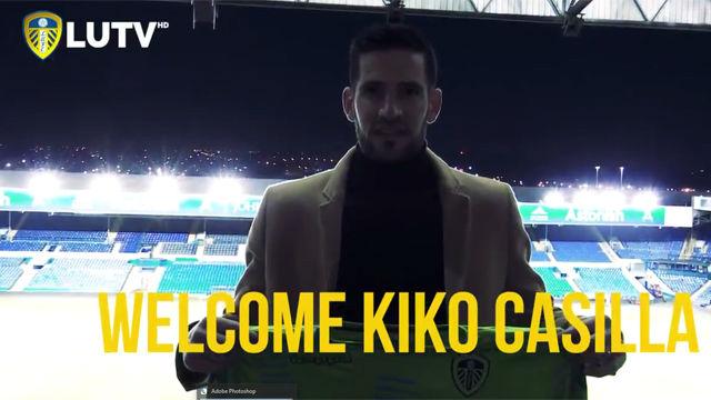 Kiko Casilla ficha por el Leeds
