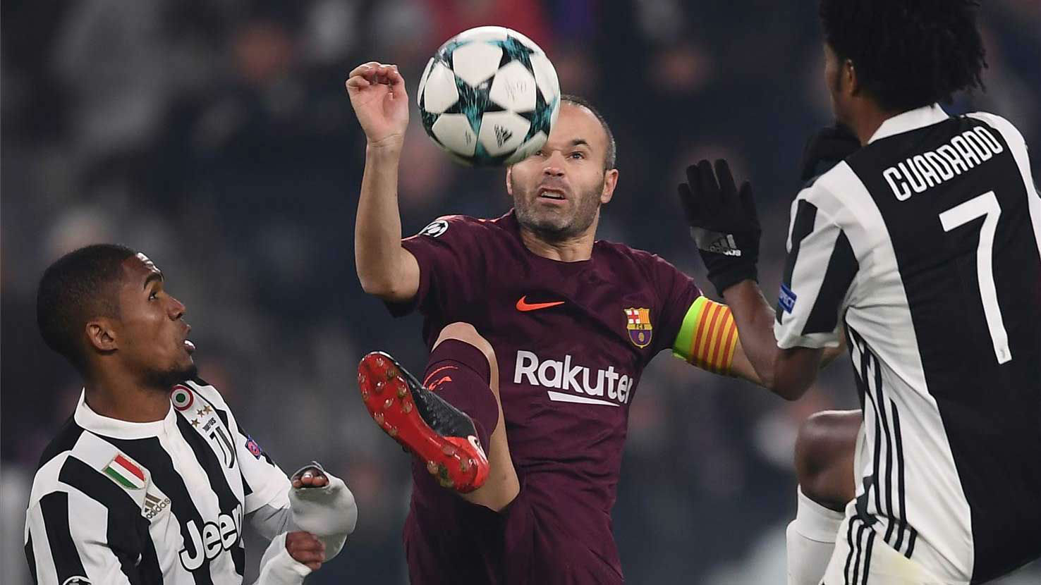 LACHAMPIONS BARÇA | Juventus - FC Barcelona (0-0)