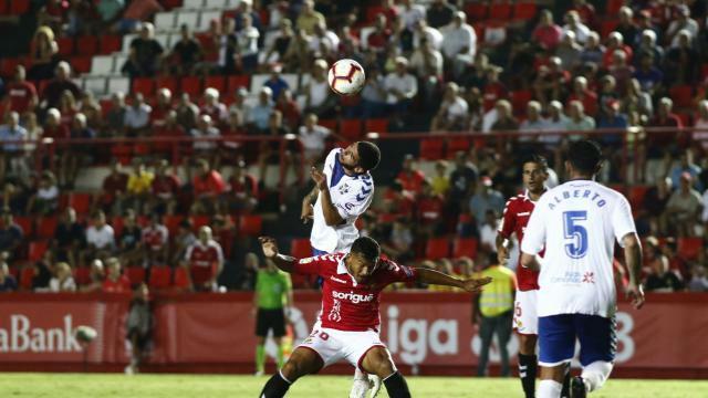 LALIGA 123 | Nástic - Tenerife (1-1)