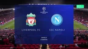 El Liverpool empata ante el Nápoles y deja en el aire el liderato