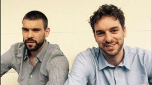 Los equipos de los amigos de Marc y de Pau se meidrán en Girona